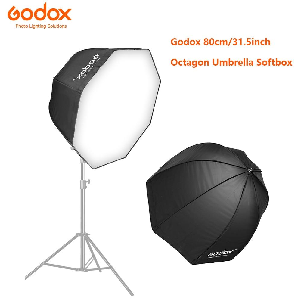 Godox фотостудия 80 см 31,5 Дюймов фотовспышка софтбокс вспышка Speedlite Зонт софтбокс Отражатель Софтбоксы    АлиЭкспресс