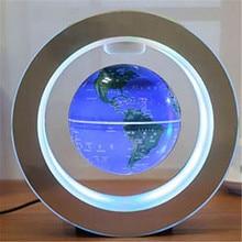 Wereldkaart Maglev Globe 360 Graden Roterende Aarde Ster Magnetische Levitatie Nieuwigheid Magnetische Globe Opschorten Geschenken Kantoor Art Gift