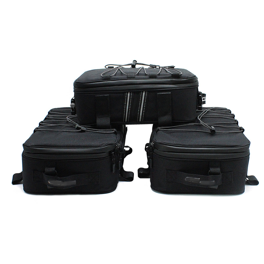 3pcs set Motorcycle Luggage Bags Additional Bags for BMW GS 1200 LC Adventure 2013-2017 R1250GS R1200GS Adventure Top Pack