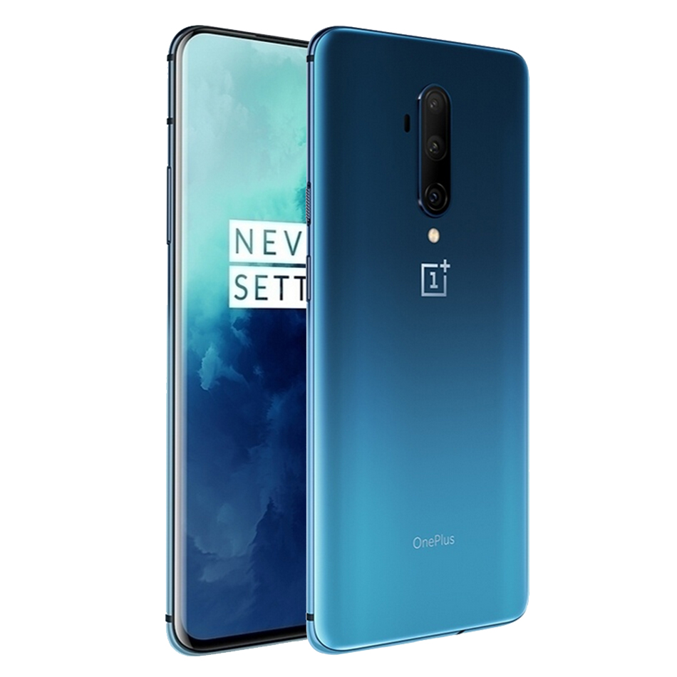 """Global Firmware Oneplus 7T Pro 8GB 256GB Mobile Phone Snapdragon 855+ 6.67"""" Triple Camera 48MP 4085mAh NFC 4G Android 10.0 Phone"""