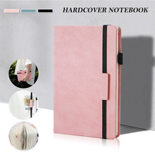 Hardcover Diary Journal Notebook Solid Line Paper Notepad 240Pages Booklet Dowling Paper Sketchbook Memo Sketch Note Pad Book bianyo professional sketchbook notebook a3 a4 note books 11 colors office paper tracing paper pad diary drawing art sketch book