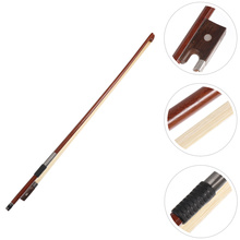 1/8 Size Violin Bow With Horse Hair Well Balanced Student Practice Violin Bow