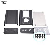 TZT PortaPack boîtier en alliage daluminium parfait pour la Radio définie par logiciel HackRF One & PortaPack