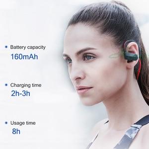 Image 4 - Roreta K98 casque sans fil Bluetooth écouteur Sport en cours dexécution sans fil stéréo Bluetooth casque avec micr pour Android IOS