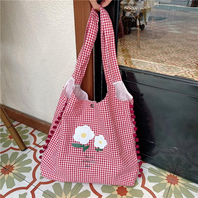 Youda Original Design Women Shoulder Bag Fashion Shopping Bags For Ladies Classic Female Handbags Casual Tote Cute Girls Handbag