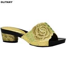 Новая обувь; свадебные туфли в африканском стиле; женские туфли наивысшего качества на высоком каблуке, украшенные камнями; летние женские туфли-лодочки; вечерние туфли со стразами