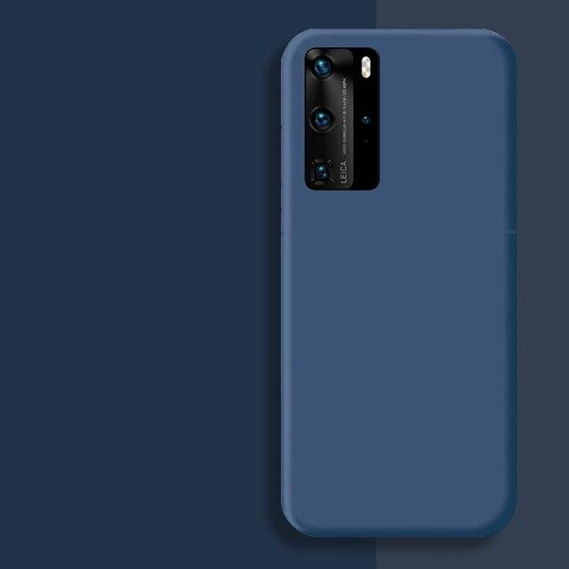 Original velvet Liquid Silicone Case For Xiaomi Redmi Note 10 Pro Max 6 7 8 9S 9 K30 Mi 9 10 A3 9T Note 10 Lite Case Back Cover 13