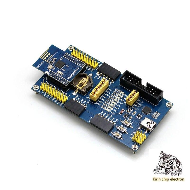 1PCS/LOT NRF51822 Development Board Bluetooth Module Ble4.0 Development Board 2.4G Low Power Kit