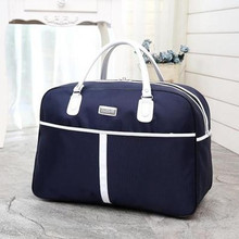 MAIOUMY, женская сумка для путешествий на ночь, выходные, женская сумка в полоску, большая дорожная сумка, светильник для багажа, мужские складные сумки для путешествий, корейский стиль