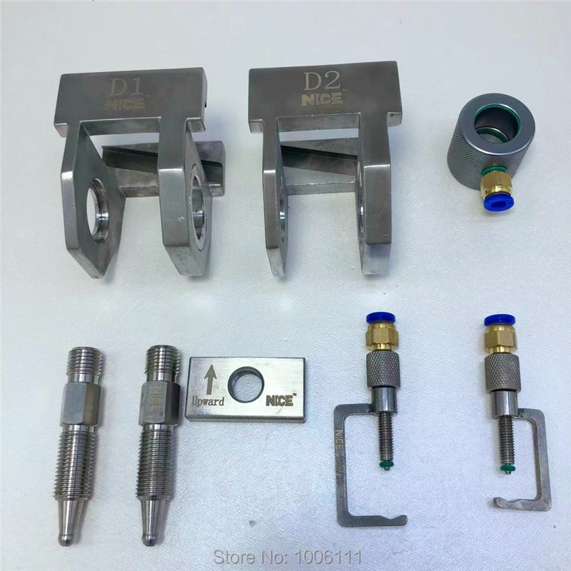 FOR DENSO All Injectors Diesel Common Rail Injector Clamp Test Repair Tools Sets