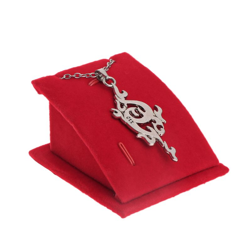 Jewelry Jewelry Holder Necklace Pendant Display Showcase Fleece Velvet Base Boutique Rack Organizer Soft Mount Stand Accessories