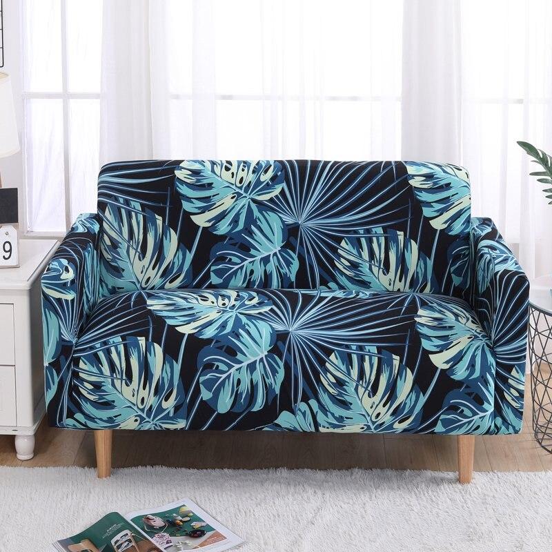 Dark Midnight Blue sofa cover