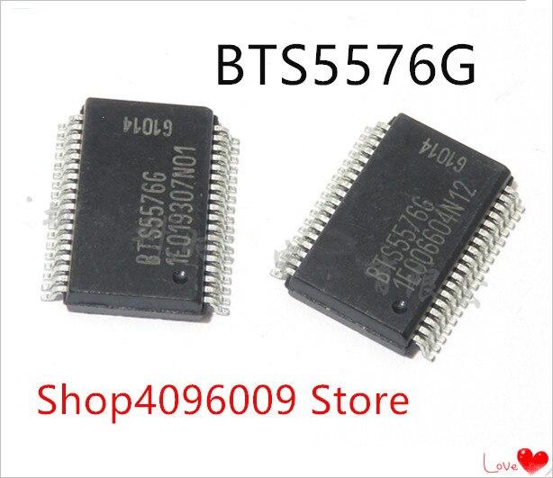 NEW 10PCS/LOT BTS5576 BTS5576G SSOP-36