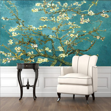 Wallpapers Photo-Mural Papel-De-Parede Living-Room Home-Decor Oil-Painting by 3D