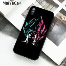 Dragon Ball Z Super Goku Phone Case For iphone 11 Pro 11Pro MAX 8 7 6 6S Plus X XS MAX