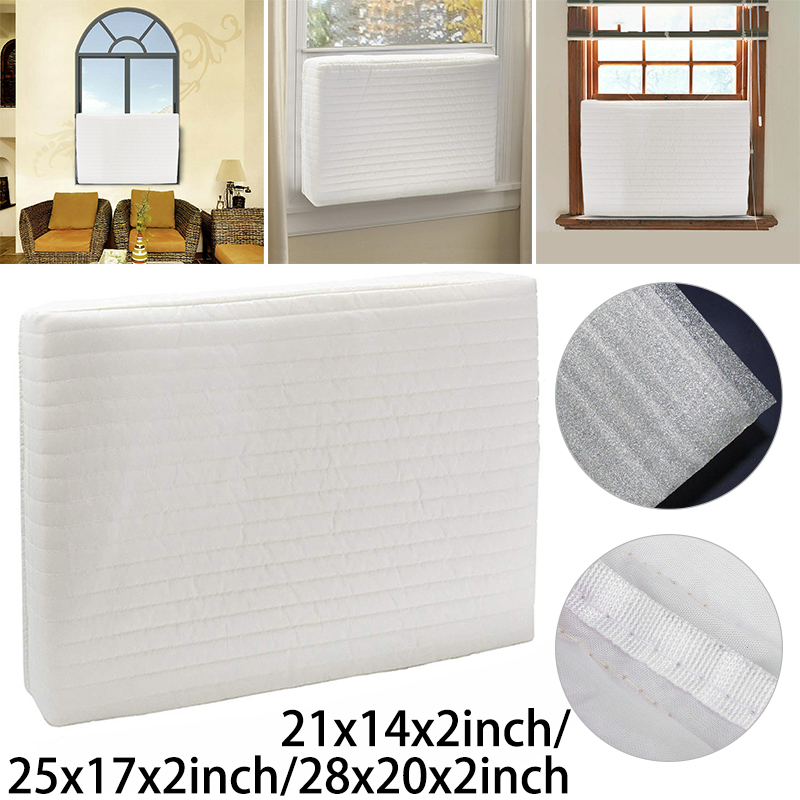Air Conditioner Cover Decoration Window