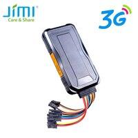 Jimi GT06E 3G rastreador GPS de coche seguimiento en tiempo Real monitoreo de voz a través de la aplicación de plataforma SMS con múltiples funciones para vehículos Taxi