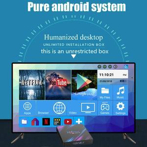 Image 3 - TV BOX H96MAX Android 9.0 Smart TV BOX Rockchip RK3318 4GB+32GB H.265 4K Google media player H96 MAX Set Top Box PK X96 hk1 max