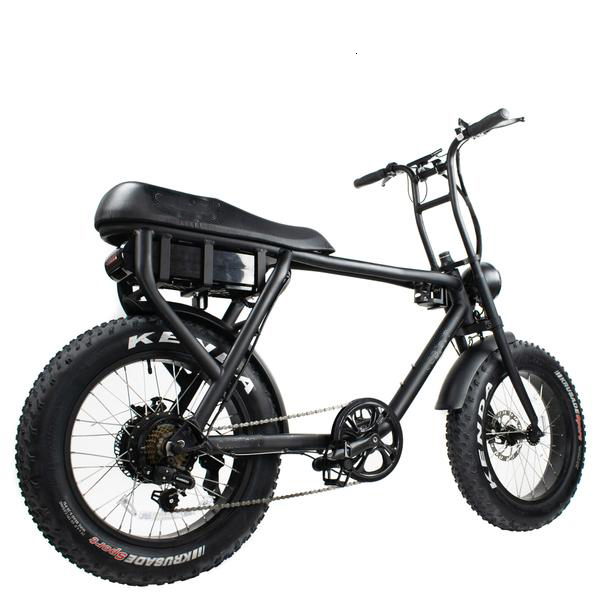 /500w/750w/1000w 250w V-b08m26*4.0 Big Power Fat Tire Electric Bike/cruiser Electric Bike/electric Bicycle 2