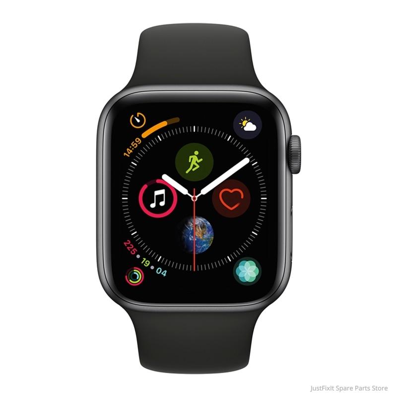 Apple Watch 4 Series 4 LTE 40mm 44mm SportBand Smart Watch 2 Heart Rate Sensor ECG Fallen Detect  Activity Track Workout