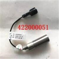 Para yu tong zhongtong higer kinglong ônibus terca retarder sensor de velocidade 422000051