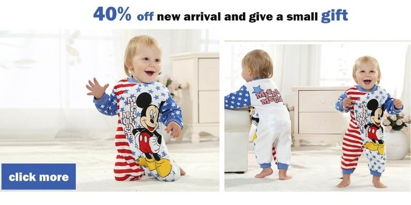H1c1af31b24d94921ad9ffc89f800b103U Newborn Mickey Baby Rompers Disney Baby Girl Clothes Boy Clothing Roupas Bebe Infant Jumpsuits Outfits Minnie Kids Christmas