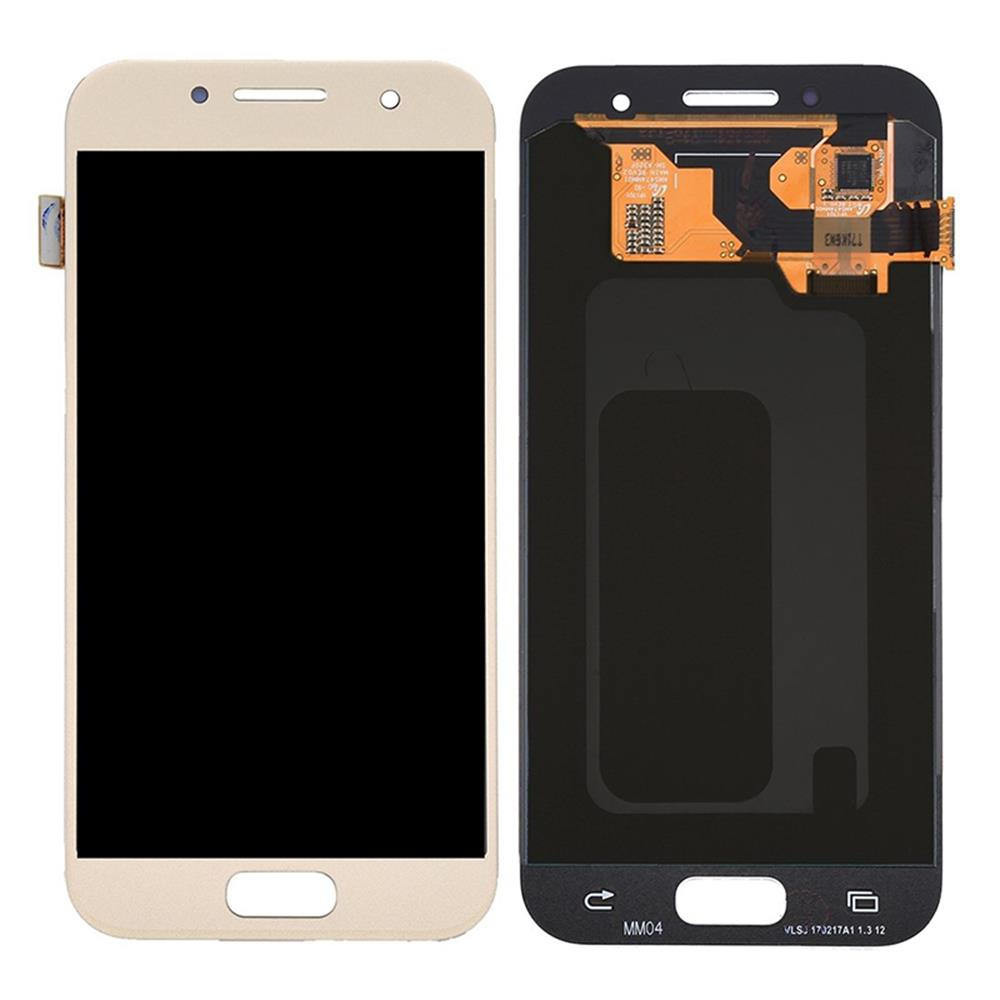Super AMOLED <font><b>LCD</b></font> For <font><b>Samsung</b></font> Galaxy A3 2017 <font><b>A320</b></font> A320M A320FL A320F <font><b>LCD</b></font> Display Touch Screen Digitizer Assembly + Tools image