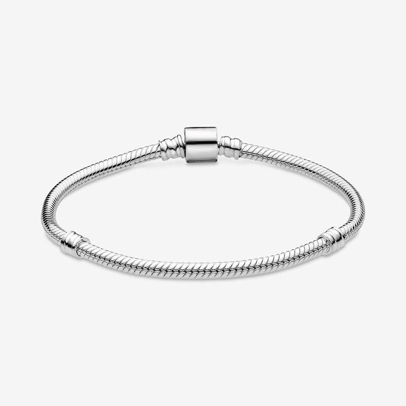 Silver Bracelet Heart T Bar Cuff  - 1mrk.com