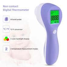 Yieryi JHL-9938 Digital Infrared Thermometer Handheld Non-Contact LCD Temperature Gun Alarm