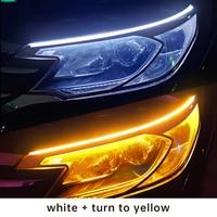 White To Yellow