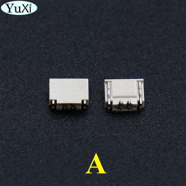 YuXi For Nintend NS Switch Console Motherboard to Touch LCD Display Screen Flex Cable Clip Ribbon Connector Socket 4