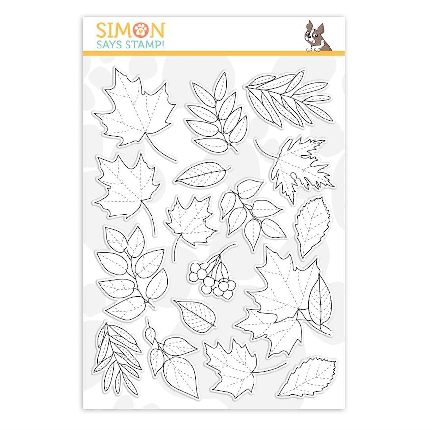Folhas de outono corte de metal dados e selos estênceis para scrapbooking carimbo/álbum de fotos decorativo gravando cartões de papel diy