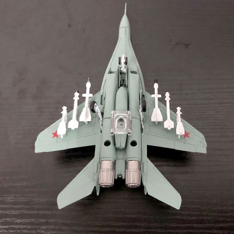 Amer 1 100 Scale Russia Mig 29 Fighter Diecast Metal Military Plane Model Toy For Collection Gift Decoration Diecasts Toy Vehicles Aliexpress