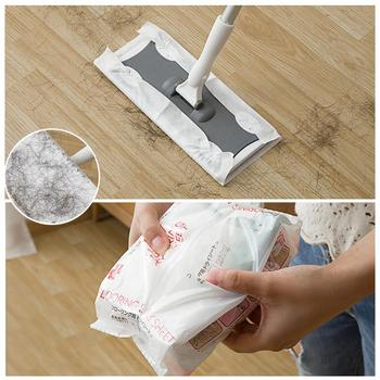 Disposable Flooring Dry Wet Sheet For Floor Mop Dusting Cleaning Mop Wet Or Dry Wipes
