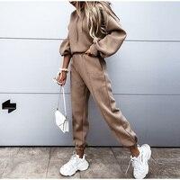 Sudadera con capucha de manga de murciélago para mujer, ropa deportiva con cordón de cintura alta, color blanco, otoño e invierno, 2021