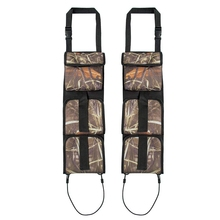 Hot-Automotive Car Back Seat Slings Pocket Hang Bags Hunting Tool Gear
