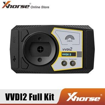 Полный комплект Xhorse VVDI2 V6.8.2 с OBD48 + 96 бит 48-Клон + MQB + Фем/BDC для BMW с 13 разрешениями