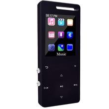 1,8 дюймовый MP3-плеер с Bluetooth динамиком встроенный 8G пресс-экран HiFi портативный Walkman с радио/FM/видео/запись
