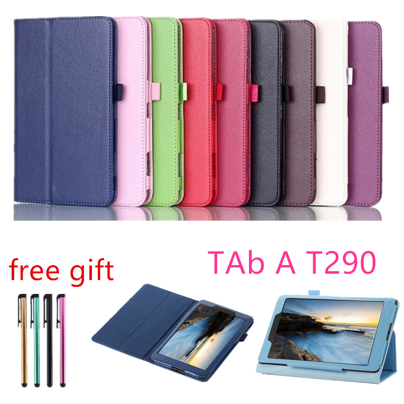 Case For Samsung Galaxy Tab A 8.0 T290 T295 T297 2019 SM-T290 Tablet Cover Flip Stand Tab A 8\