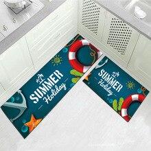 Non slip Popular Machine Washable Durable Entrance Door Mat Bathroom Carpet Home Designer Kitchen Mats Decorative Bedroom Rugs