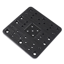 C-Beam Gantry Plate-Xlarge For Cnc Openbuilds And 3D Printer funssor ox cnc aluminium plates kit ox cnc gantry plate set openbuilds ox cnc router kit vslot with universal threaded rod plate