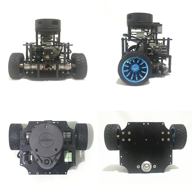 ROS SLAM Construction Turtlebot3 Development Smart Car Navigation Robot Kit Learning Map Super