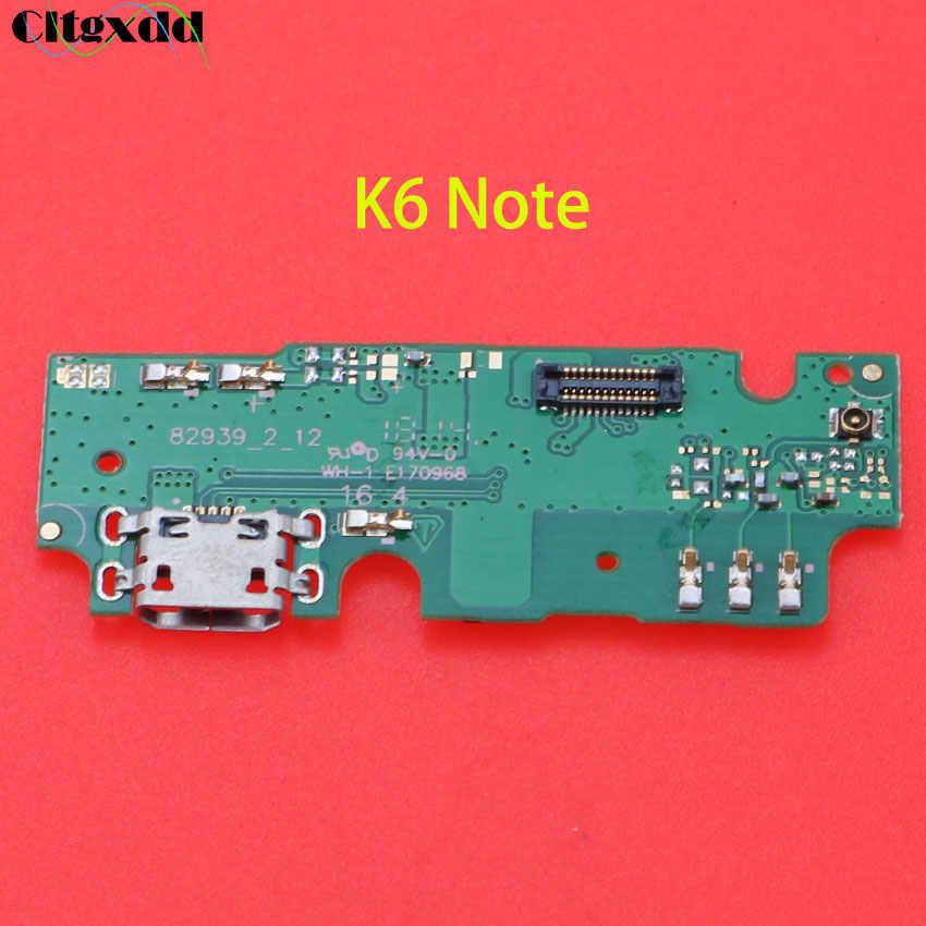 USB Port Kabel Pengisian Daya Fleksibel Mikro Jack Dermaga Konektor PCB Board untuk Lenovo Tablet Pad Yoga 10 B6000 B8000 B8080 k6 Catatan P70