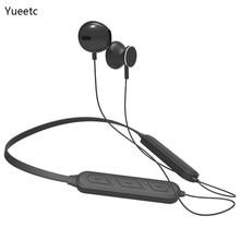 Bluetooth headphone Handfree Magnetic Absorption Earphone Neckband In-Ear Earbud