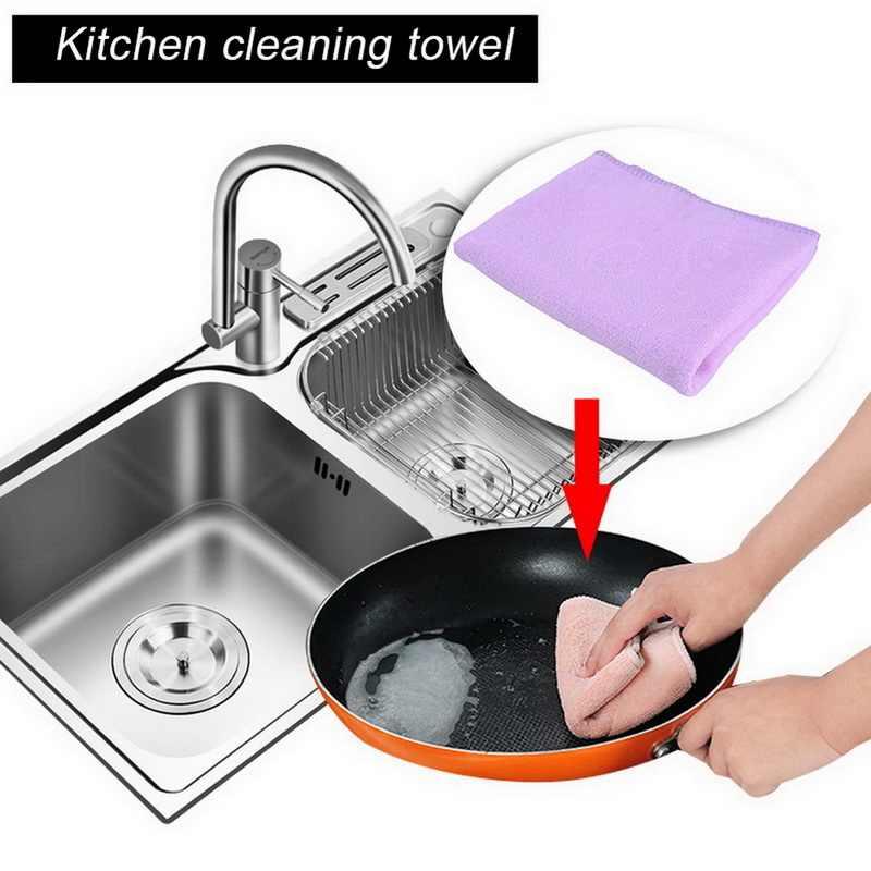 1 قطعة 30*70 سنتيمتر اليد منشفة للمطبخ الأرجواني الأزرق الأصفر اللون تنظيف صغيرة الدب الجاكار الوجه المناشف سيارة مناشف المطبخ