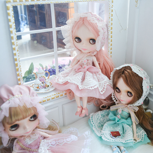 Image 2 - Neo Blyth Doll NBL Customized Shiny Face,1/6 BJD Ball Jointed Doll Ob24 Doll Blyth for Girl, Toys for Children NBL23
