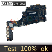 AKEMY ZBWAA LA-B303P K000891170 For TOSHIBA Satellite C50 C55-B laptop motherboard DDR3L full test