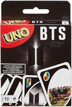 Mattel jeux UNO BTS jeu de carte