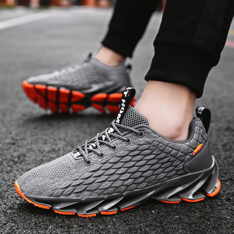 2019 New Running Mens Shoes Men Casual Male Sneakers Men Air permeability Outdoor Sport Casual Sneaker Running Mens Shoes