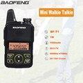 Новое поступление, двухсторонняя радиостанция BAOFENG BF-T1 Mini Ham UHF Radio PMR446 FRS, портативная рация Baofeng T1